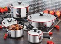 8 PIEZAS: Sistema de Cocina Especial