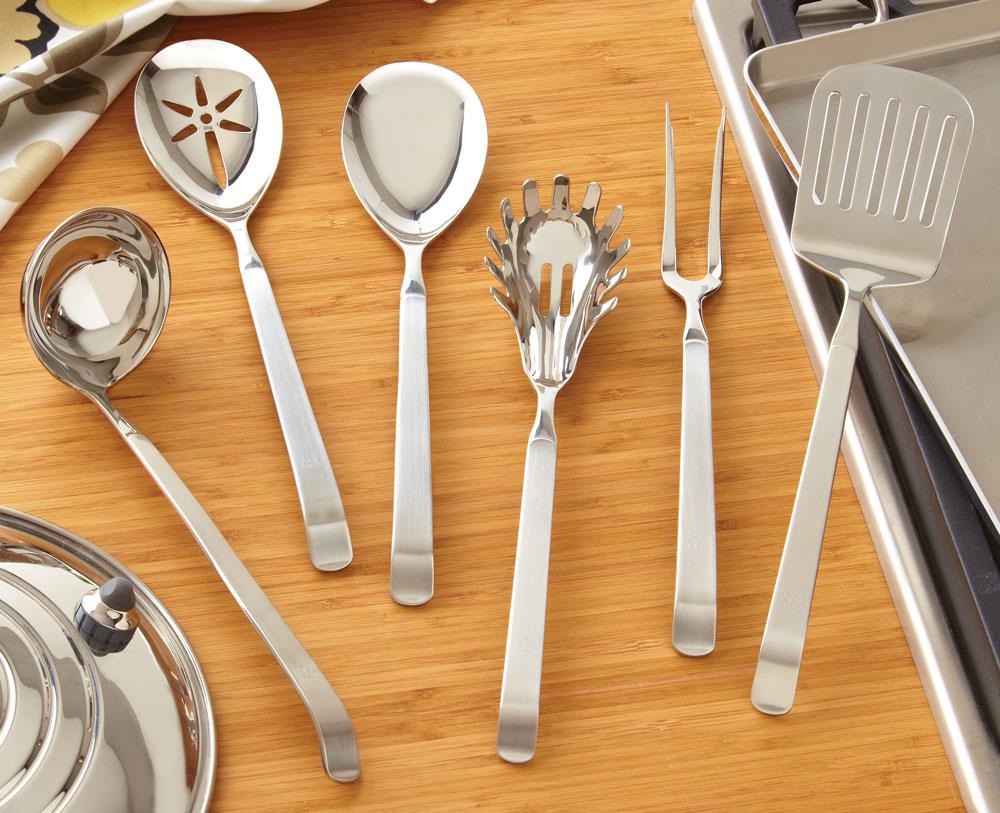 Royal prestige accesorios for Utensilios para servir comida
