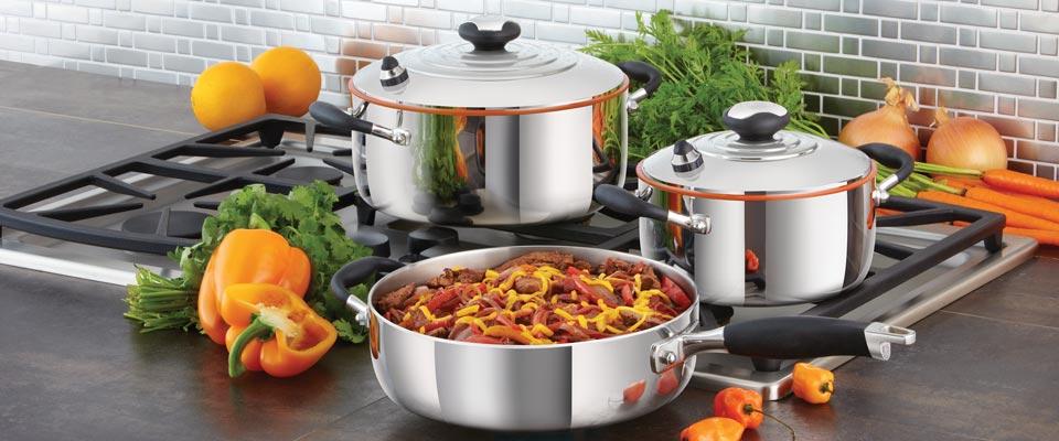 5 Piezas: Sistema De Cocina Complementario