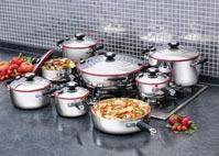 15 PIEZAS: Sistema de Cocina Versátil
