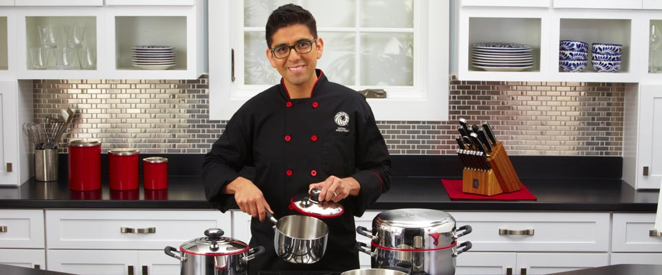 Recetas del Chef Omar Sandoval