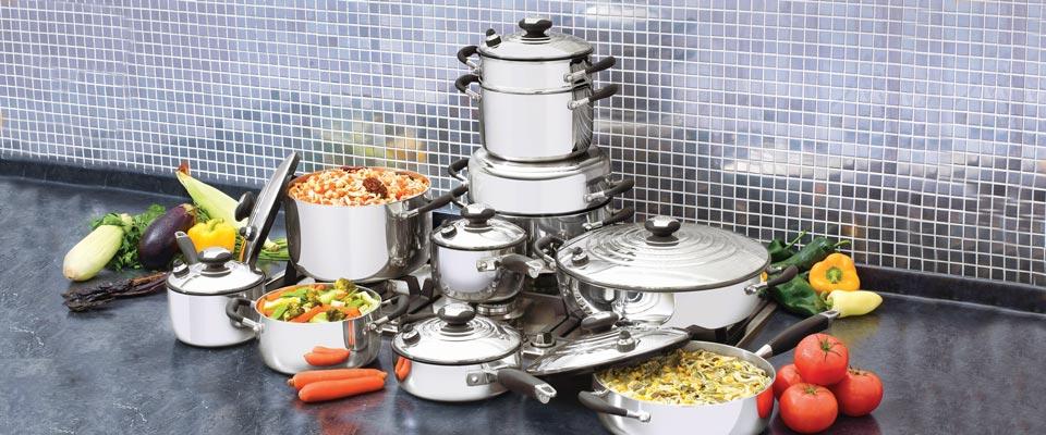 Sistema de Cocina Deluxe de 18 piezas