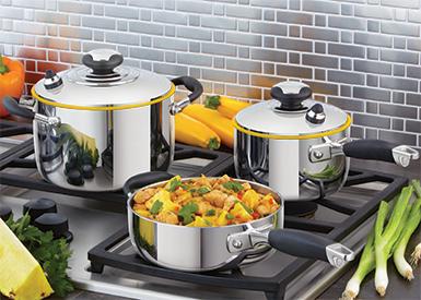 5 PIEZAS: Sistema de Cocina Esencial
