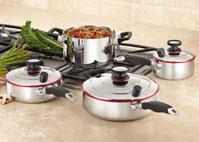 7-Peças Sistema de cozinha Clássico