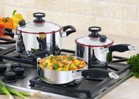 5-Peças Sistema de cozinha Essencial