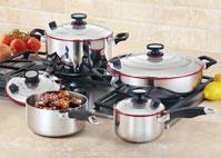 8-Peças Sistema de cozinha Especial