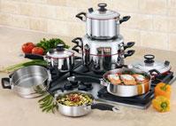 10-Peças Sistema de cozinha Familiar