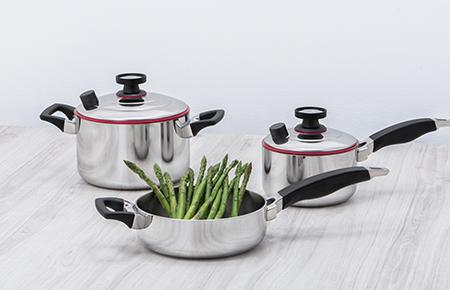 Sistema de cocina esencial de 5 piezas