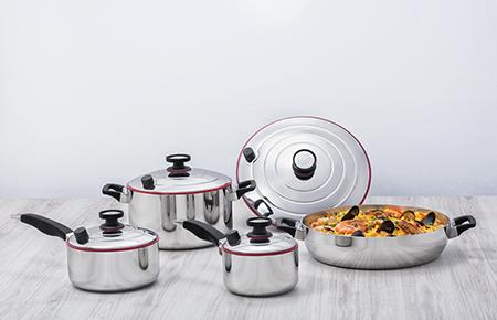 Sistema de cocina especial de 8 piezas