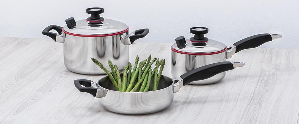 Sistema De Cocina Esencial 5 Piezas