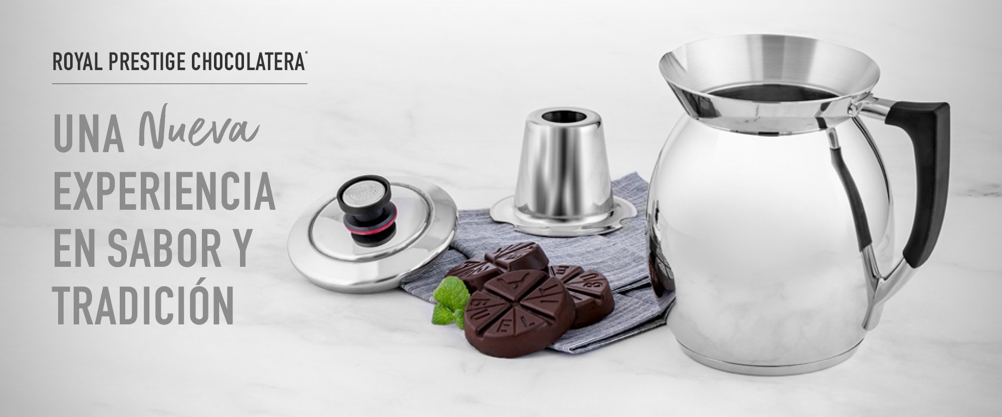 Royal Prestige Chocolatera